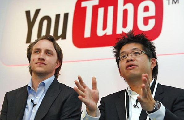 founders of youtube
